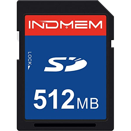 Indmem Sd Karte 512mb Slc Secure Digital Computer Zubehör