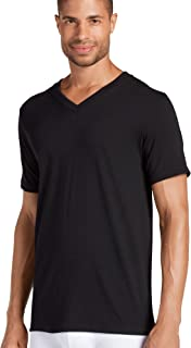 Men's Cotton V-Neck T-Shirt 3-Pack