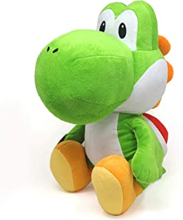 "Yoshi Large 17"" Plush Toy"