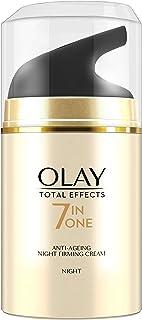 Olay Night Cream Total Effects 7 in 1, Night Cream, 50g