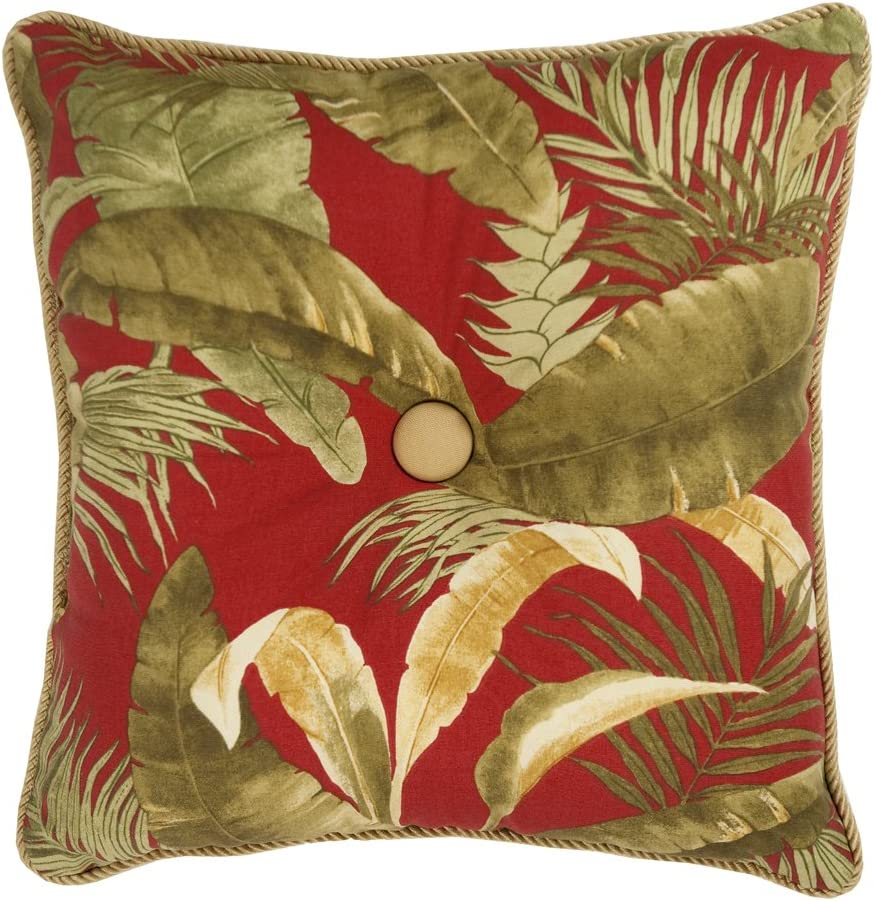 Thomasville Choice Captiva Square Pillow Print High material