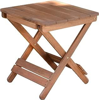 Plant Theatre Adirondack Folding Hardwood Table