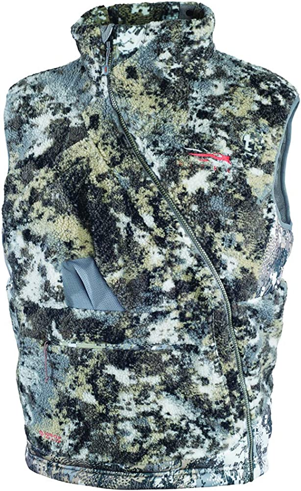 SITKA Gear Men's famous Rare Quiet Insulated Vest Hunting Fanatic