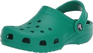 crocs Unisex Kid's Deep Green Clogs-C9 (204536-3TJ)