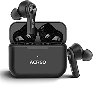 Wireless Earbuds, ACREO AirBuds,【2021 Launched】,Bluetooth TWS Earbuds with 24 Hours Playtime, More Compact Wireless Earbud...