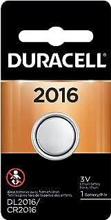 Duracell DL2016BPK Security Lithium Batteries 3 Volt