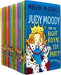 Judy Moody Slipcase (14 Books)