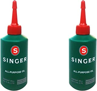 Singer Sewing Machine Oil Pack of 2