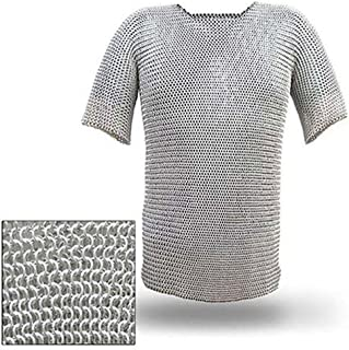 steel chainmail shirt