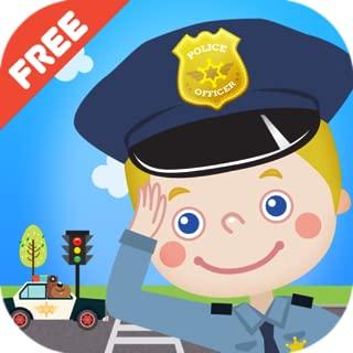 Kids Policeman Free