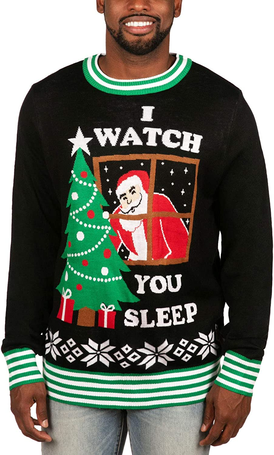 Max 47% OFF Tipsy Elves Men's Santa Pooping Ugly - Max 63% OFF Funny Sweater S Christmas