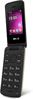 BLU Diva Flex 2.4 - Flip phone - unlocked Dual Sim - Gold