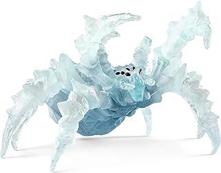 Schleich Eldrador Ice Spider Imaginative Toy for Kids Ages 7-12