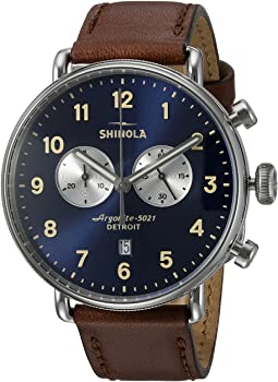 Shinola Detroit The Canfield 43mm - 20001940