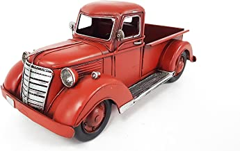 Amazon Com Vintage Red Truck Christmas Decor