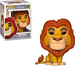 Funko Pop! Disney: Lion King - Mufasa Toy, Standard, Multicolor