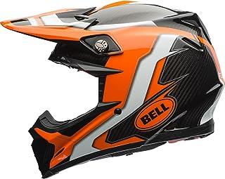 Bell MX 2017 Moto-9 Flex Helm für Erwachsene, Orange/Schwarz, Größe 2XL