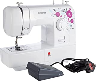 Brother Electric Powered Sewing Machine, White, Ja 1400