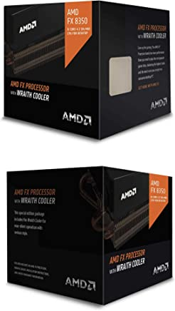 AMD CP-819 Procesador FX-8350 de 4.0/4.2Ghz, Socket AM3+, Black