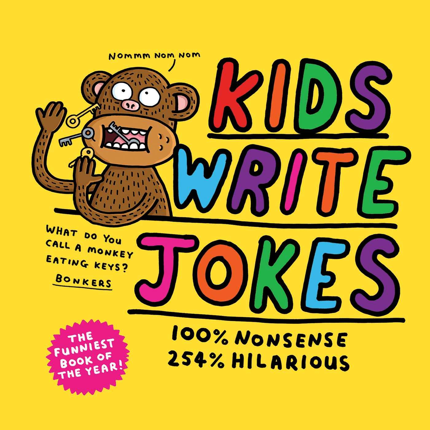 Download Kids Write Jokes 