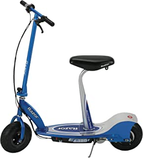 Razor E300S Seated Electric Scooter - Clear