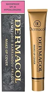 Dermacol Make Up Cover SPF30 Waterproof Hypoallergenic 30g Boxed - 211