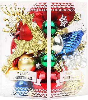 Baubles Set of 4/Matt White Diameter 7/cm Christmas Tree Ornaments Christmas Tree Decorations Hand-Blown Lauscha Glass The Original