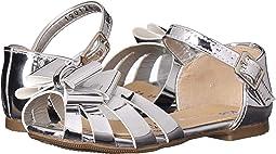 Silver Mirrored Metallic