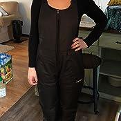Short Black 12-14 Arctix Women/'s Essential Insulated Bib Overalls Short Large