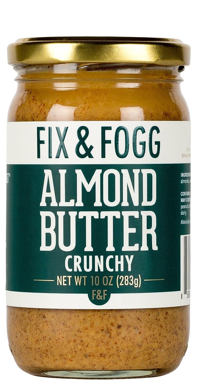 Fix Fogg Crunchy Max 59% OFF Almond Butter 10 2 oz 283 Pack Import g of
