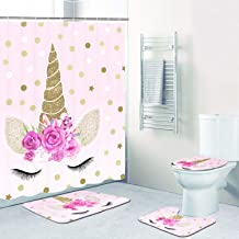 Amazon.com: unicorn bathroom set