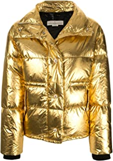GOLDEN GOOSE Luxury Fashion Womens G35WP169A2 Gold Down Jacket | Fall Winter 19