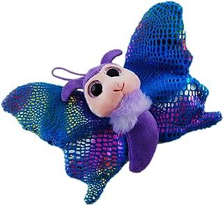 Elka Australia 8563-PP Bubbles Butterfly Soft Plush Toy, Purple, 14 Centimeters