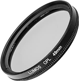 slim polarizador 55 mm set slim mc filtro UV