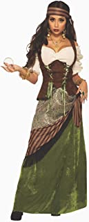 adult fortune teller costume