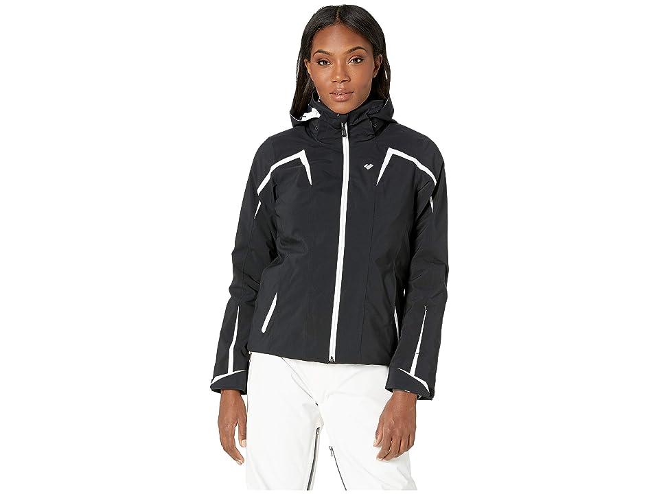 Obermeyer Apricity System Jacket (Black) Women