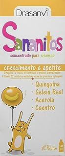 Drasanvi Sananitos Crecimiento y Apetito - 150 ml
