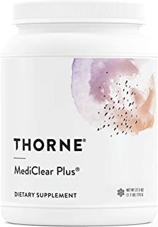Thorne Research - MediClear Plus - Detox, Cleanse, and Weight Management Support - Rice and Pea Protein-Based Drink Powder...
