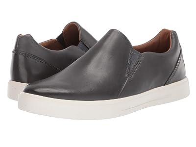 Clarks Un Costa Step (Slate Blue Leather) Men
