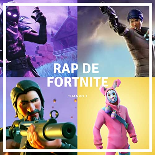 Rap De Fortnite By Thanro J On Amazon Music