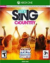 Let's Sing Country - Xbox One Solo Edition