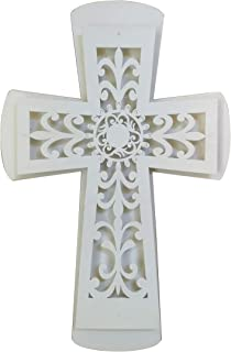 Best silver cross for wall Reviews