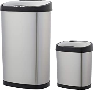 Best Red Trash Cans Kitchen of 2020 - Top Rated & Reviewed