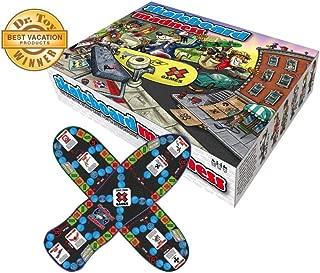 Mindtwister USA Skateboard Madness Board Game