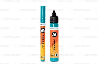 Molotow ONE4ALL 127HS Acrylic Paint Marker w/Refill 30ml (Turquoise)