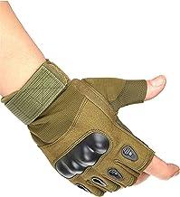 escalada guantes de senderismo para deportes al aire libre caza ciclismo Oarea Guantes t/ácticos militares de dedo completo para hombre