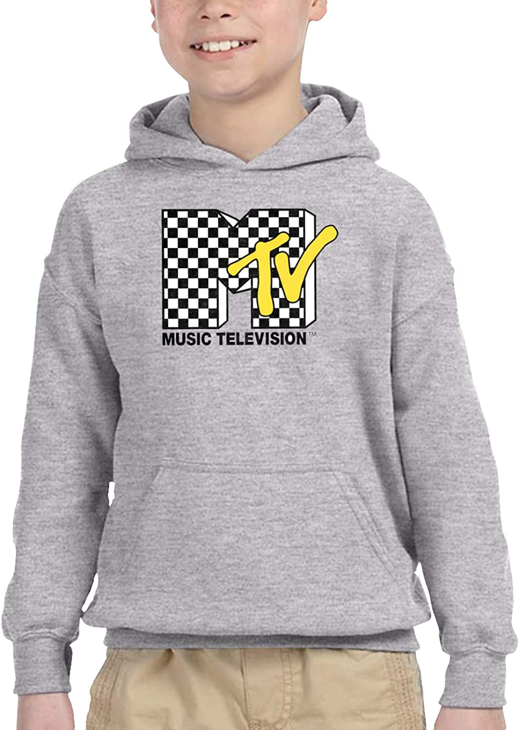XKDIJIUJB I National products Want My MTV Casual Hooded Sweatshirt with P Pullover Topics on TV