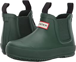 Hunter Kids - Flat Sole Chelsea (Toddler/Little Kid)