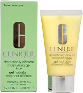 Clinique Dramatically Different Moisturizing Gel Unisex, Combination Oil to Oily, 1. 7 Ounce