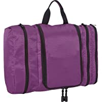 eBags Pack-it-Flat Large Hanging Toiletry Bag and Kit (Multiple Color)